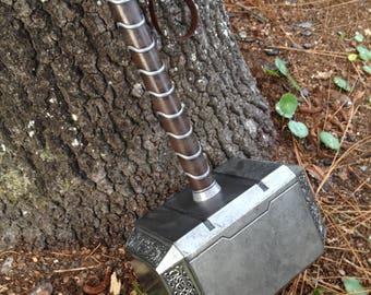 Thor Hammer Raw Resin Kit