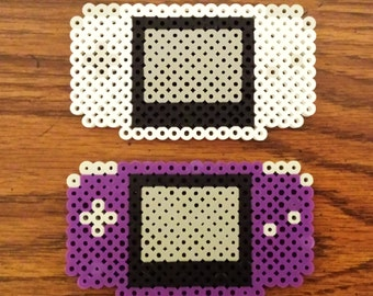 Game Boy Advance Perler Bead Sprites | Choose Your Color!