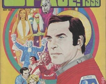 Space 1999 Magazine Premiere Issue 1975
