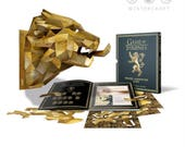 LANNISTER LION - Game of Thrones + Free Digital Mask