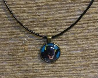 Boy's Batman Necklace