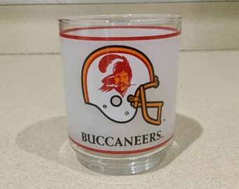 NFL Tampa Bay Buccaneers Glasses