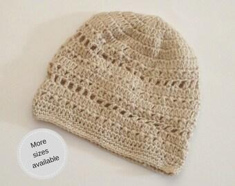 baby shower gift, crochet baby beanie hat, crochet baby hat, baby slouchy hat, baby hat, infant beanie hat, newborn hat, baby accessories,