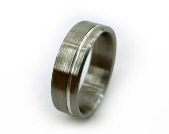 Unique Handmade Wedding Rings By Grandjunctionguy On Etsy