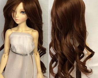 Curly Wig 7-8 Inch.- Coffee