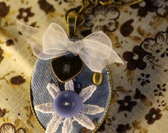 Door keys or bag charm