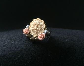 Victorian Steampunk Ring