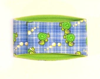 Turtles Male Dog Belly Band, dog diaper, belly bands by trina, dog wrap