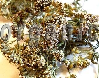 Yarrow. Dried Organic Herbal tea 30g.
