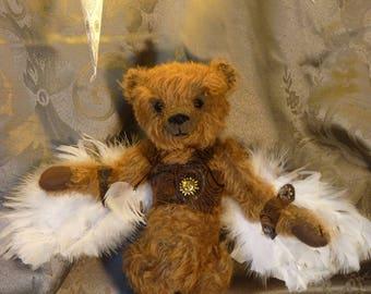 Icarus, Handmade Teddy Bear