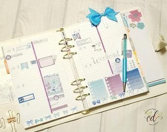 Planner Clips | Planner Bows | Planner Bow Clips | Planner Accessories | Planner Decoration | Planner 2018 | Planners | Paper Clips | Decor