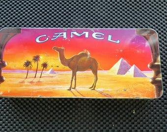 Vintage 1993 Camel Collection Cigarette Tin