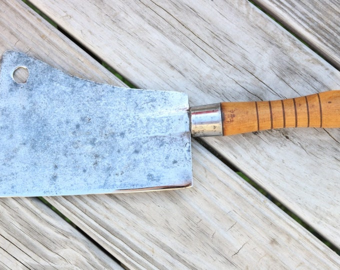 Beatty and Sons meat cleaver