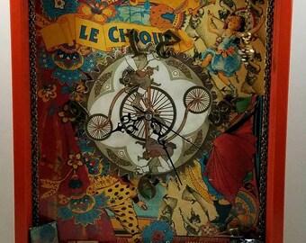 CIRCUS TIME CLOCK