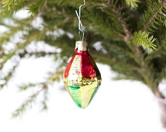 Vintage Christmas bauble Mercury glass ornaments Christmas glass ornament Christmas decorations