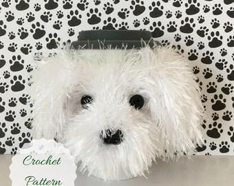 Crochet Pattern Dog - Amigurumi Patterns - Dog Crochet Pattern - Crochet Dog Pattern - Amigurumi Dog - Crochet Pattern - Easy Amigurumi