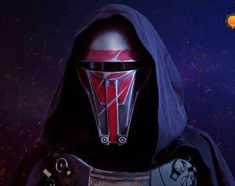 Darth Revan Sith Mask - KOTOR