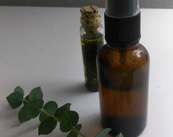 Eucalyptus Rosemary Spray Moisturizer