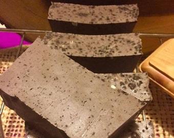 Coffee n' Oats Exfoliating Soap