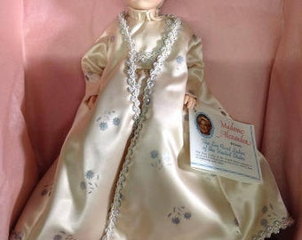 Madame Alexander Doll / Dolly Madison, Presidents Wives, First Ladies Series
