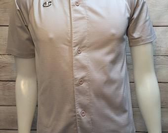 Vintage Champion Baseball Jersey Shirt