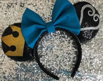 Disney Inspired Kingdom Hearts Minnie / Mickey Mouse Ears