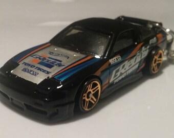 Drift 180SX Type X Nissan car keychain gift