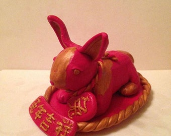 Chinese New Year, year of the rabbit