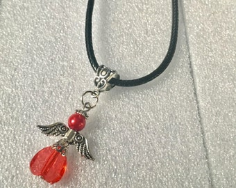 ApoloAngels Pendant Necklace, Guardian Angel,hope angel,prayer angel .