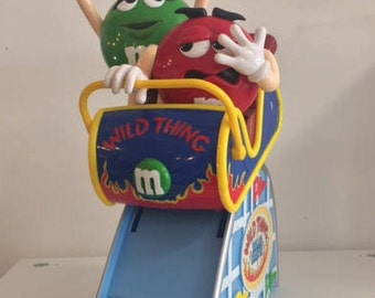 M&M's Wild Thing candy dispenser