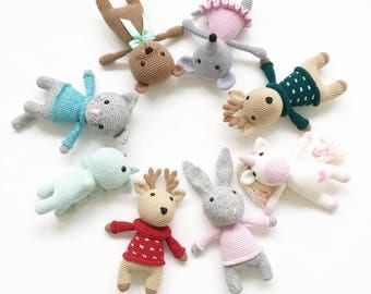 SPECIAL OFFER for 7 amigurumi patterns, pdf