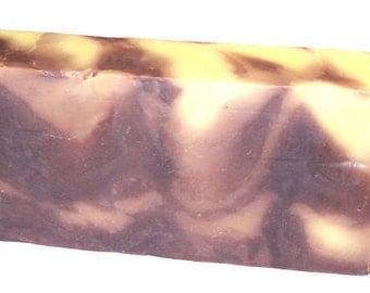 Vanilla  Oil Handmade Soap Slice