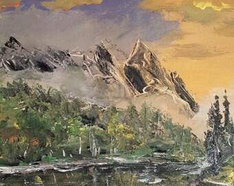 Colorado Rockies landscape