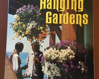 Sunset Book Ideas for Hanging Gardens