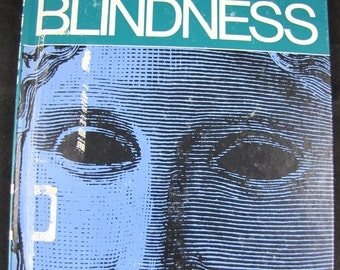 Blindness // 1980 Hardback // Text on blindness and overcoming handicap // ISBN 0531029395
