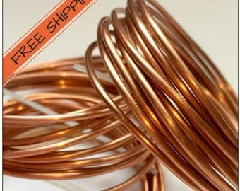 Copper wire | Etsy