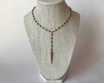 Drop Chain Necklace
