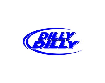 Dilly Dilly SVG, Dilly SVG, Dilly Dilly Football SVG, dilly png, dilly cricut, dilly silhouette