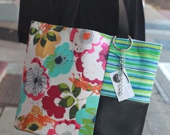 """TheChaser Tote  """"Fresh""""/Shoulder Bag/Fabric Bag/Carry-All Bag"""
