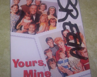 Yours Mine and Ours, previously owned, Marked