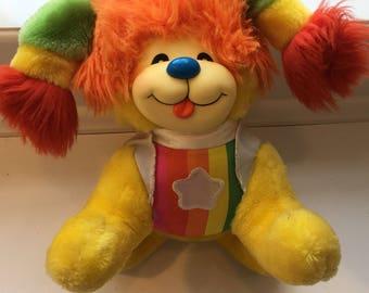 Rainbow Brite Puppy Bright