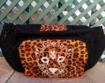 Indomitable Fanny Pack-orange