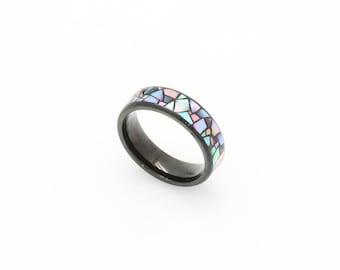 Lacquerware ring no.9