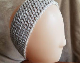 Double Crochet Headband