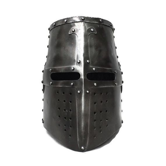 Larp Armour Great Helm