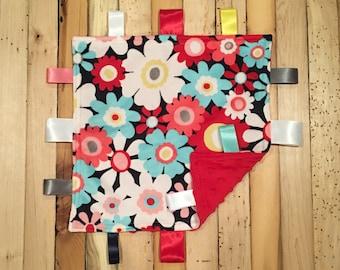 Super Soft/Cuddly Fabric Tag Blankets