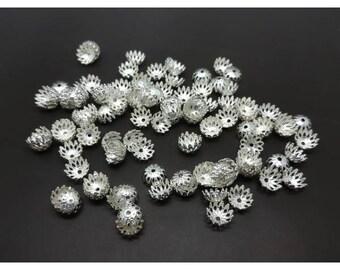 300 caps silver 9mm