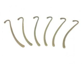 Bookmark Bronze 86x14mm 10