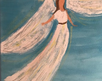 Angel watching over me