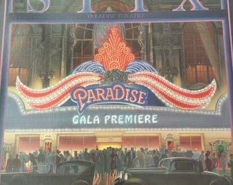 Vintage Styx Paradise Theater Original Lp Hologram Record Vinyl
